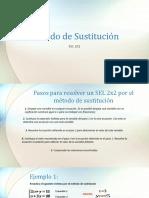 Método de Sustitución.pptx
