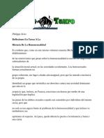 Aries, Philippe - Reflexiones En Torno A La Historia De La Homosexualidad