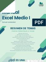 Manual Excel Medio I