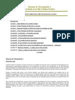 Manual de Discipulado 1 2017