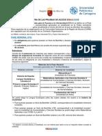 160830-EBAU2020 Estructura de las pruebas