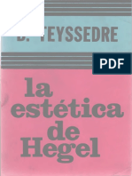 Teyssedre, Bernard - La estetica de Hegel Ed. siglo veinte 1974.pdf