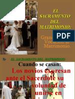 sacramento matrimonio.ppt