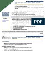 Procedimiento Programa de calibración de equipos de medición