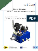 GMV VALVE NGVA3-MI-02-10991483EN-106