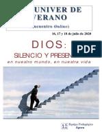 DIOS, silencio y presencia