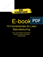 E-book Lean Manufacturing