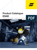 Esab Product Catalogue 2010