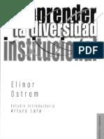Ostrom-Comprender-la-diversidad-cap-9