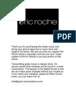 Eric Roche - TAB - SINGLE - Angel - Angel
