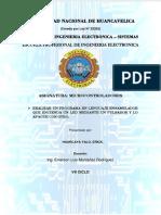 Erick Huarcaya- Programa Encender y Apagar Led Con Switch