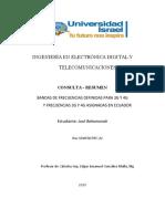 9no_A_Jose Bahamonde Bandas frecuencias 3G y 4G