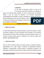 modelo de proceso de planeación estrategica