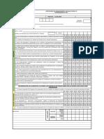 Certificado de Salud (Modificado)
