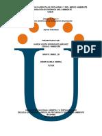 Unidad 2- fase 3.  Elaborar planificación y formulación de proyecto.