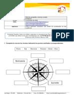 3°Básico - Historia - Cuadrícula y Coordenadas (Guía)