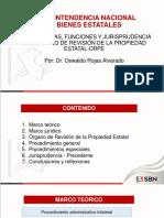 Competencias, funciones y jurisprudencia de ORPE