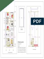 Anteproyecto Guadalupe-Plantas