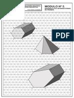 Modulo 5. Desarrollo e Intersecciones de prismas