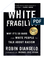 [2018] White Fragility by Robin DiAngelo | Why It's So Hard for White People to Talk About Racism | Beacon Press