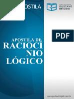 ONLINE - RACIOCÍNIO LÓGICO - 23-08-2019