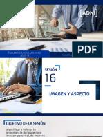16 Imagen y aspecto