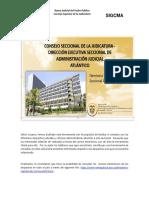 DIRECTORIO DESPACHOS SECCIONAL ATLÁNTICO
