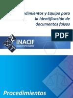 Procedimientos e instrumental necesario para identificar un documento falso.pdf