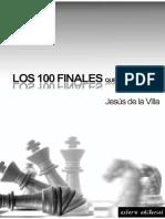 100 Finales Que Hay Que Saber de La Villa