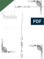 Portofoliu-Tudor Aghezii