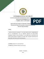 APLICACIÓN DE LA MÚSICA Y SU INFLUENCIA EN EL APRENDIZAJE de la matematica en el tercer grado.pdf