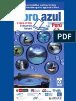 LibroAzul. Una iniciativa multisectorial y ciudadana por el agua en el Perú