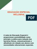 slides educação especial