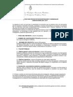 Convocatoria Proyectos Investigación CONICET