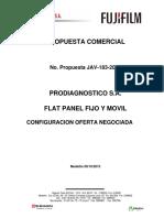 FLAT PANEL DEVO II negociado oct 2015