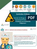 ERFT 14 - Contacto con Sustancias Peligrosas
