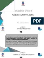 MODELO PLAN DE INTERVENCION ORGANIZACIONAL