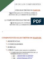 LOS COMPONENTES ELECTRÓNICOS PARTE II