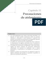 Capitulo 11 Precauciones de Aislamiento.pdf