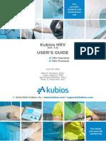 Kubios_HRV_Users_Guide