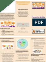 pbis parent brochure
