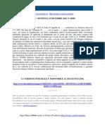 Fisco e Diritto - Corte Di Cassazione n 45056 2010