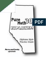 Pure Math 30 Diploma Exam - Combinatorics.pdf