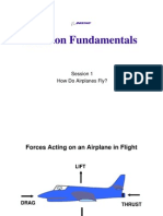 Aviation Fundamentals 1 - Flight