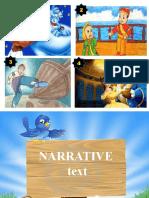 Narrative Text kelas X