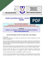 Wes-Gauteng-nuusbrief 2010-12