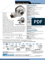HS35 Incremental Encoder