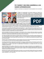 D1, JUSTO Y BUENO Y ARA
