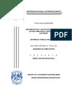 Implementación CMMI para el desarrollo de software