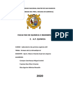 Reporte N°2 Paper Lab. QUimica Organica IV